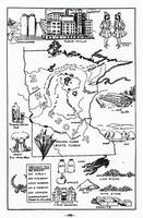 Vintage Map of Minnesota (1912)