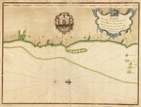 Vintage Map of Costa Rican Coastline (1758)