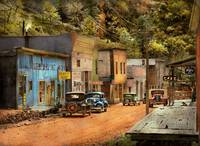 City - Mogollon NM - Before the ghosts 1940