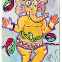 """""""Ganesha"""" by norahsnepas"""