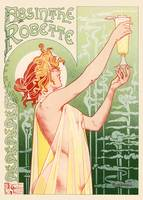 Absinthe Robette by Privat-Livemont