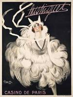 Casino De Paris by Leonetto Cappiello