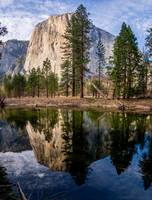 Reflections of El Capitan
