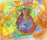 Vase with Flowers # 1