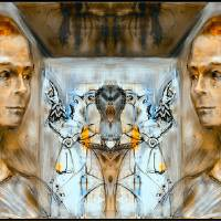 alice and the queen IV Art Prints & Posters by Judy Schavrien