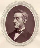 Anthony Ashley Cooper, 1801-1885. Politician and p