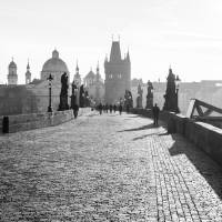 The Charles Bridge (Karluv Most), Prague Art Prints & Posters by Creative Photography
