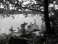 Waegwoltic Club and swimming at Franklin Park, Nor