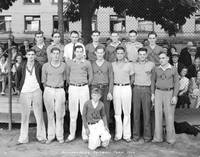 uckerfields Softball Team 1933