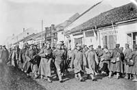 Russian and Serbian prisoners in Serbia during Wor