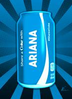Share a Coke with Ariana Grande | Pop Art