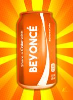 Share a Coke with Beyonce | Pop Art