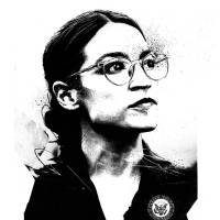 F80 x AOC NY-14 BLK Art Prints & Posters by Mike Orduña