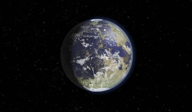 Terraformed Moon