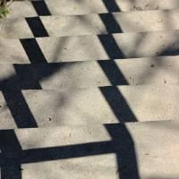 Step Shadows 2 by Karen Adams