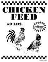 CHICKEN FEED