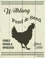WELLSBURG FEED & SEED