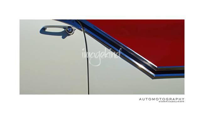 1957 Oldsmobile Drivers Door
