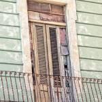 Havana Doorway by Kim Wilson