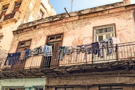 Havana Laundry Day
