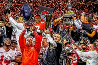 Ohio State Buckeyes Urban Meyer 2510 ART WC-24x36