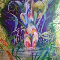 """Waterwoman"" by Jane_Evershed"