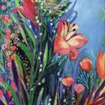 Midnight Garden Prints & Posters