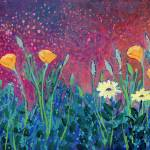 Poppies at Twilight Prints & Posters