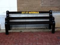 Hackensack, NJ - Main Street Bench 2018