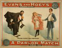 Evans and Hoey's evergreen success, A parlor match