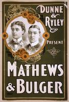 Dunne & Ryley present Mathews & Bulger