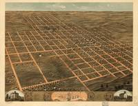 Map--Illinois--Monmouth.1869