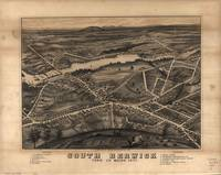 Map--Maine--South Berwick.1877