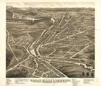 Map--Maine--Berwick.1877
