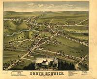 Map--Maine--North Berwick.1877