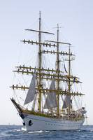 Romanian tall Ship Mircea