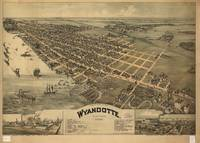 Map--Michigan--Wyandotte.1896