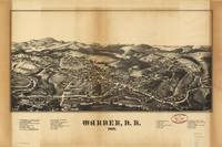 Map--New Hampshire--Warner. d1877