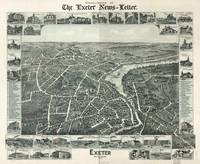 Map--New Hampshire--Exeter.1896