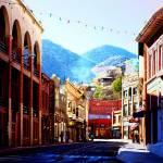 Bisbee Main Street Surreal Prints & Posters