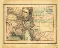 Map of Colorado Territory embracing the Central Go