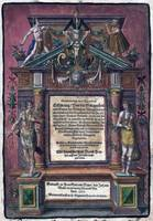 De Bry Title page of_the German translation of Tho