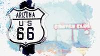 U.S. Route 66 officially ceased to exist in 1985 w
