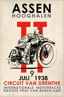 Assen International Motorcycle TT Racing