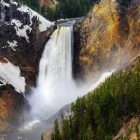 """""""YellowstoneFalls1aORG"""" by jpat"""