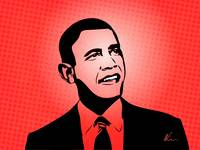 Barack Obama | Pop Art