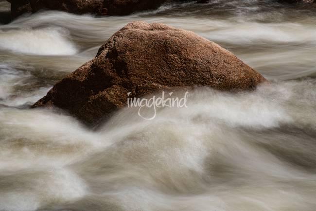 Pinnacle in a Stream