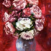 Fresh flowers Art Prints & Posters by Boyan Dimitrov