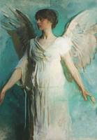 Abbott Handerson Thayer~An Angel