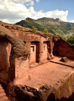Bete Mekireriwos church in Lalibela, Ethiopia